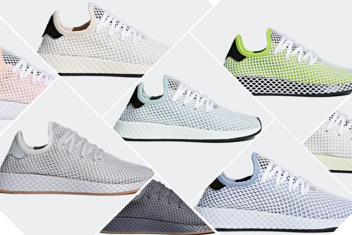 adidas deerupt runner afew store april