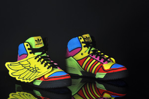 "Adidas Jeremy Scott JS Wings ObyO ""Poppy   AFEW NEWSBLOG"