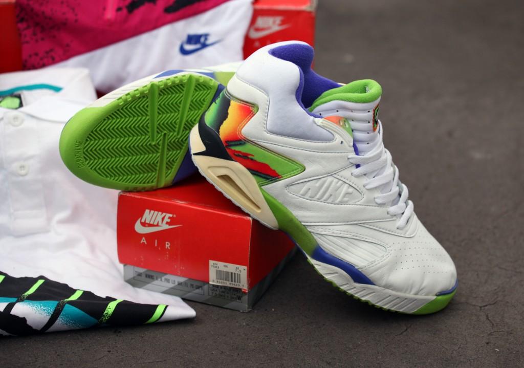 Nike Agassi Exhibition @ Afew x Nike