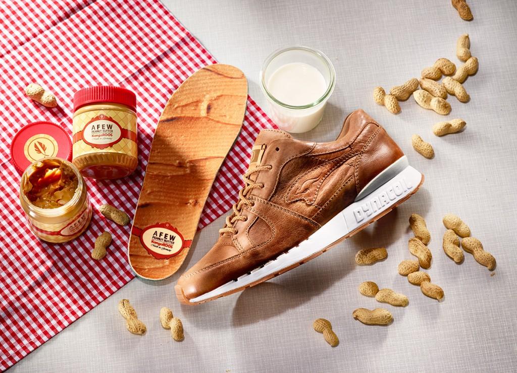 "Afew x KangaROOS Coil R1 ""Peanut Butter"""
