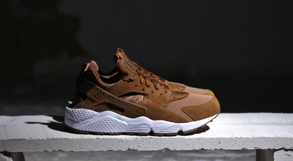 new concept f9edf 3df05 Nike Huarache Damen Braun