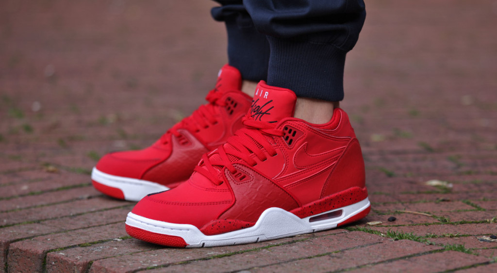 Nike Air Flight 89 Red