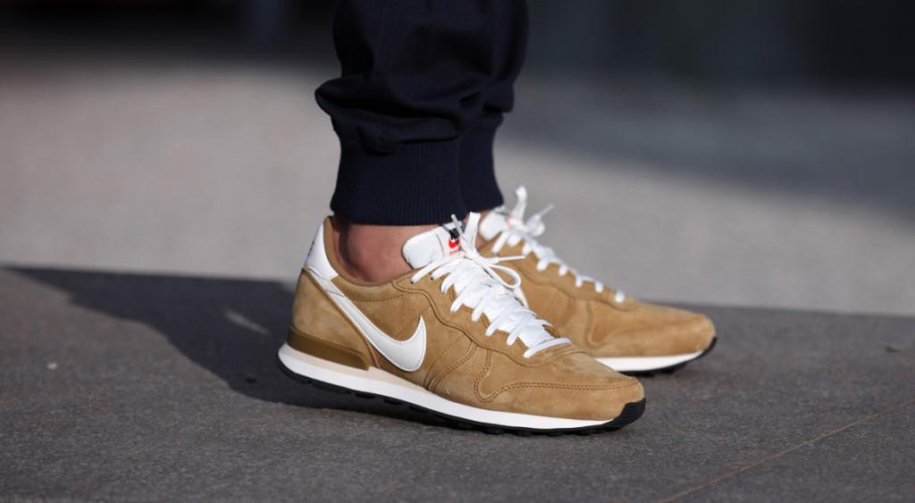 "Nike Internationalist PGS Leather ""Golden Tan"" | AFEW NEWSBLOG"
