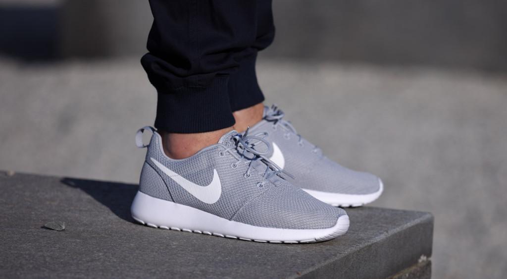 sale retailer 6e8da 3b871 Nike Roshe Run Wolf Grey posicionamientotiendas.com.es