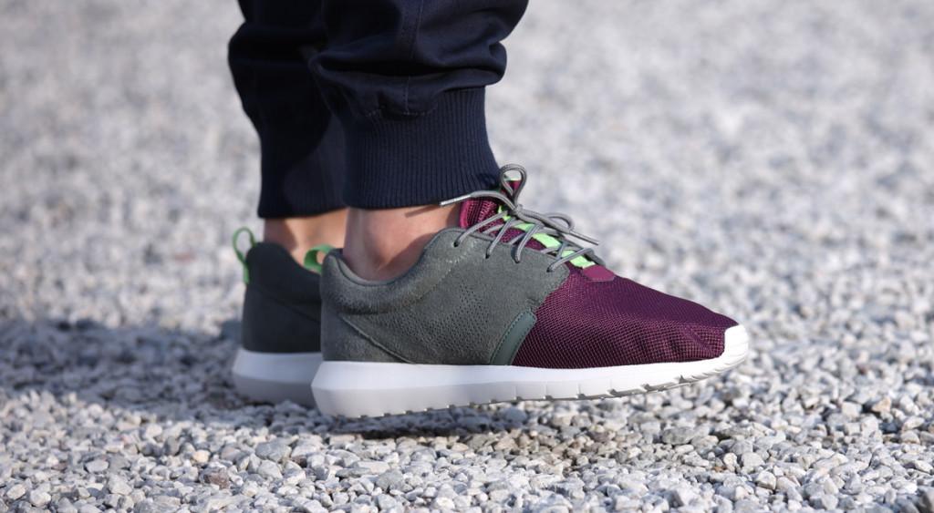 Nike Rosherun Burgundy
