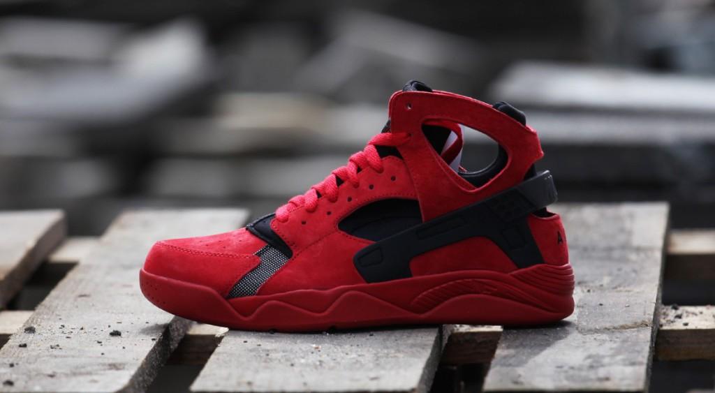 Nike Huaraches Rot