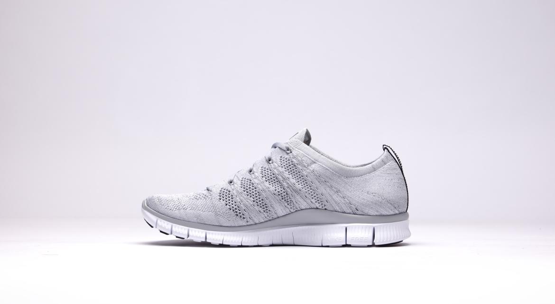 Nike Flyknit Nsw Grau