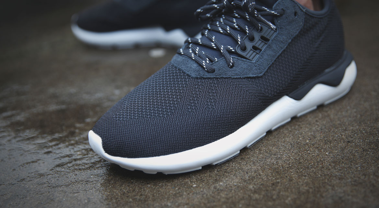 Adidas Tubular Runner Weave Carbon Carbon CarbonRWhite