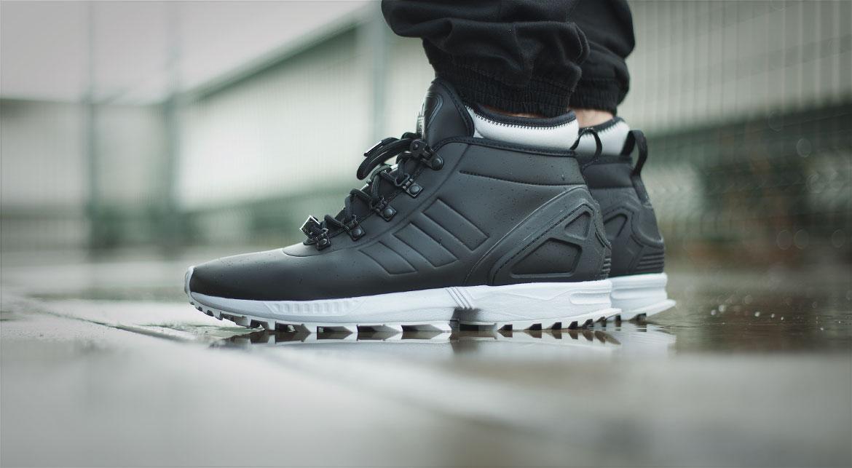 adidas zx flux black instagram