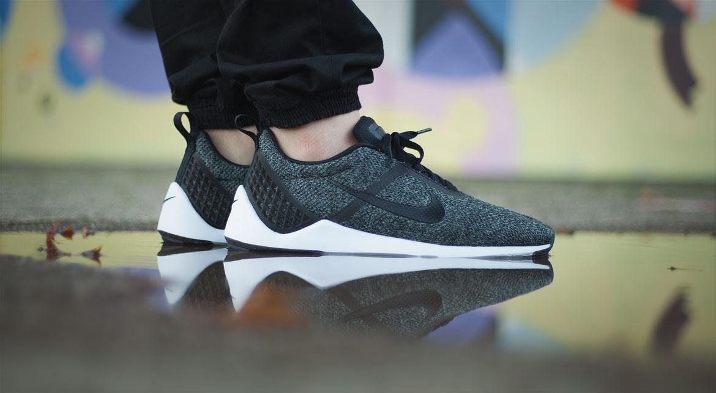 Nike Lunarestoa 2 Se All Black BlackBlackanthraciteclGrey