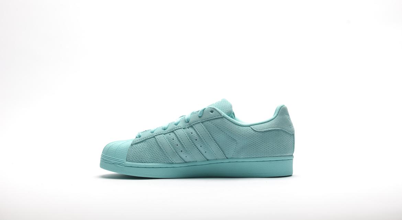 Adidas Superstar RT Clear Aqua Clear AquaClearAquaClearAqua