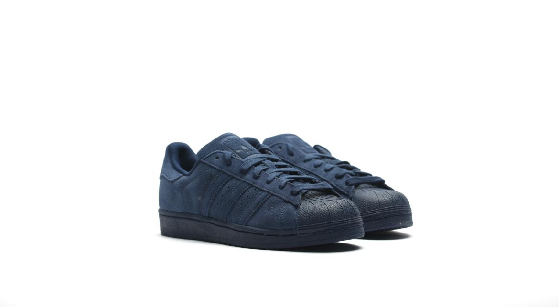 Adidas Superstar Dunkelblau