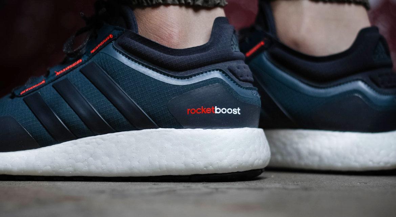 Adidas Ch Rocket Boost Midnight Midnight F15DarkGreyGoldOchre F15