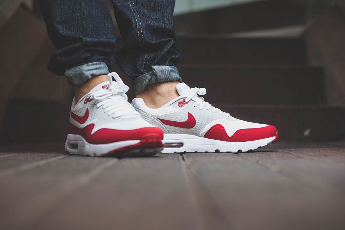 Nike Air Max Red White