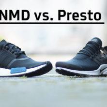 NMD vs. Presto