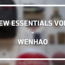 Afew Essentials Vol. 2 – Wenhao