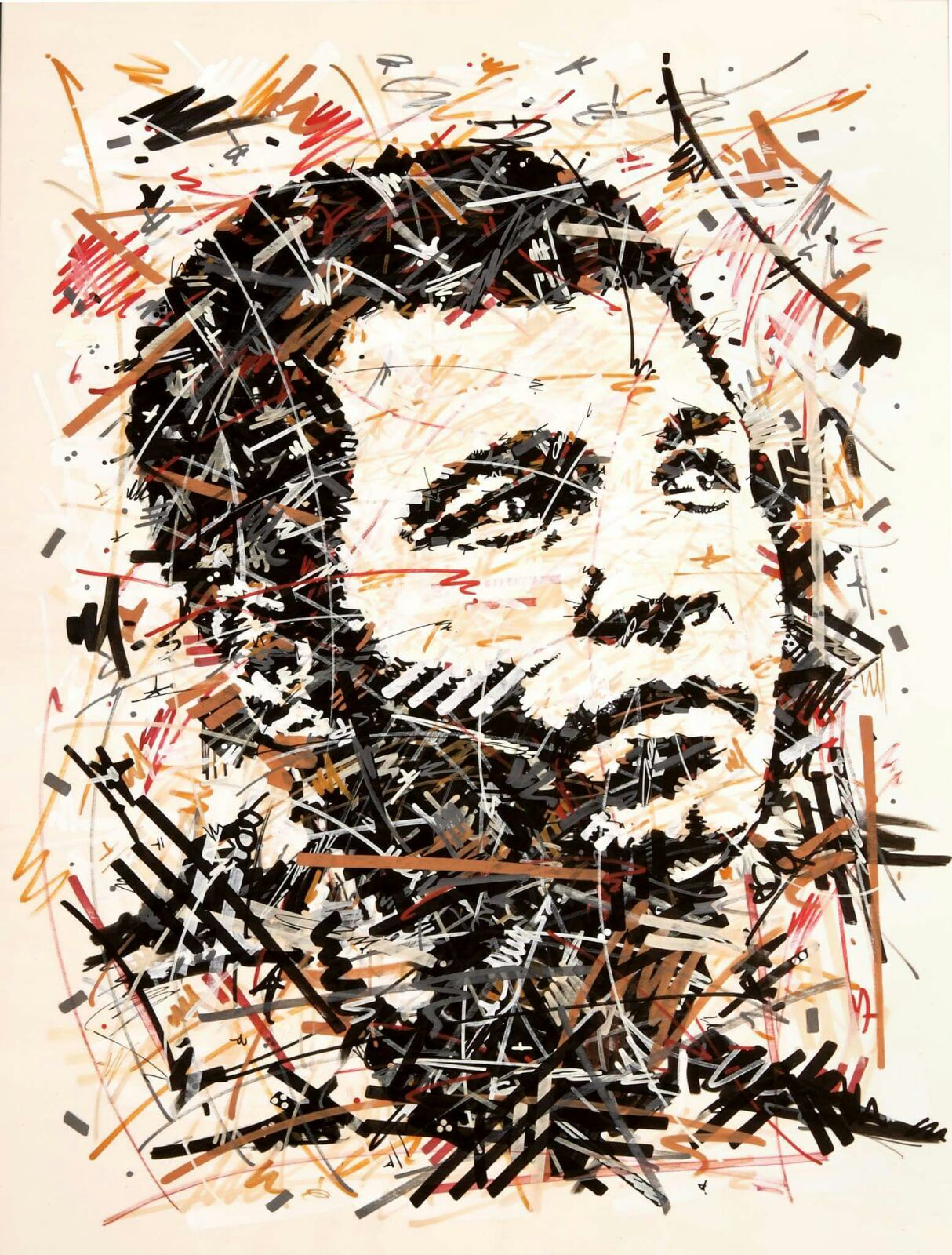 Muhammad Ali Print by Ivan Beslic