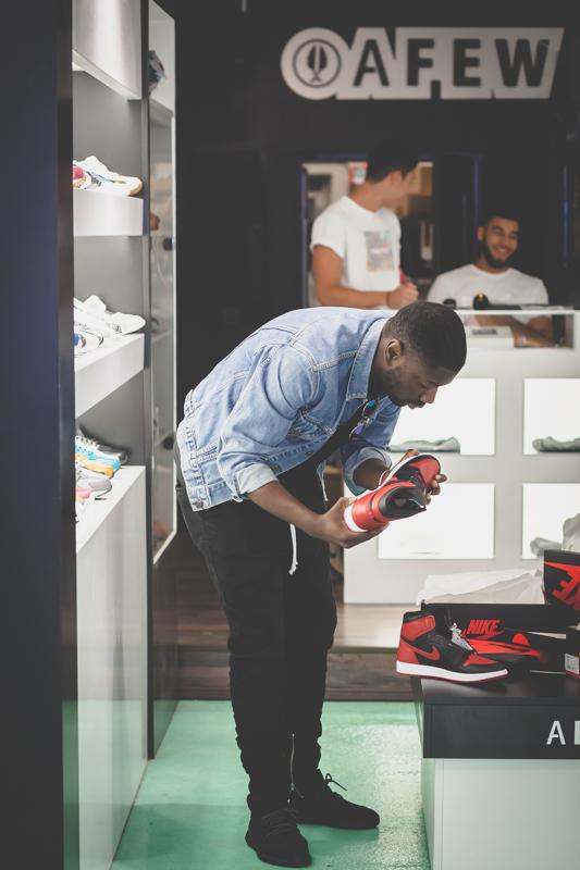 """Nike Air Jordan 1 """"Banned"""" Release Recap"""