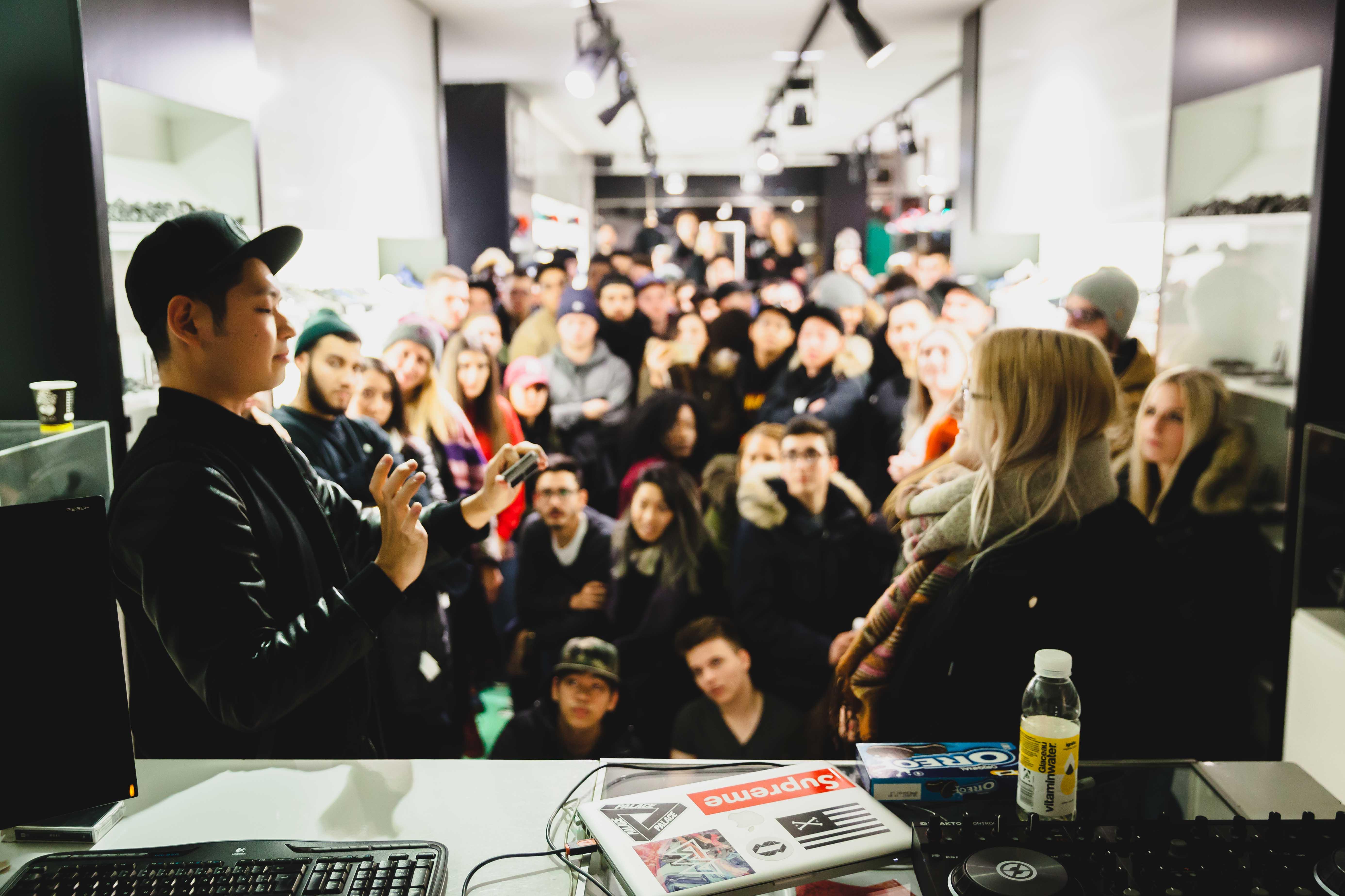 """Afew x New Era x Yuta Maruyama """"Release & Event"""" Recap"""