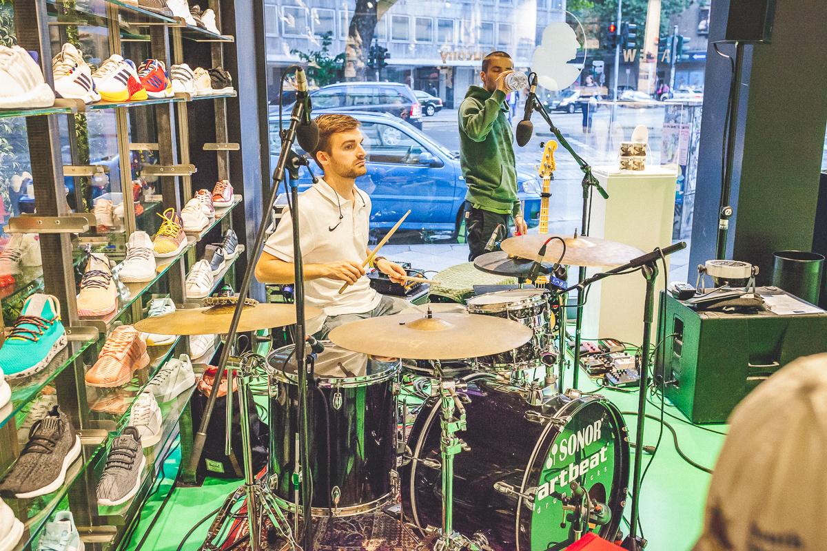 Die Jazz Schlacht um Goethe - Event Recap