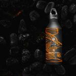 afew x heimplanet year of the orange koi motion ellipse dopp kit mizu bottle