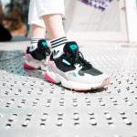 afew-store sneaker adidas Originals Falcon event