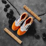 """Afew X BEAMS X Asics Tiger Gel-Lyte III """"Orange Koi"""" Sneaker"""