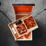 afew-store orange koi collabo preview