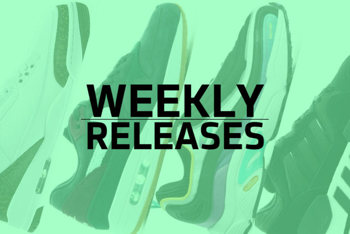 wöchentlicher Sneaker Release Update vom Afew-Store