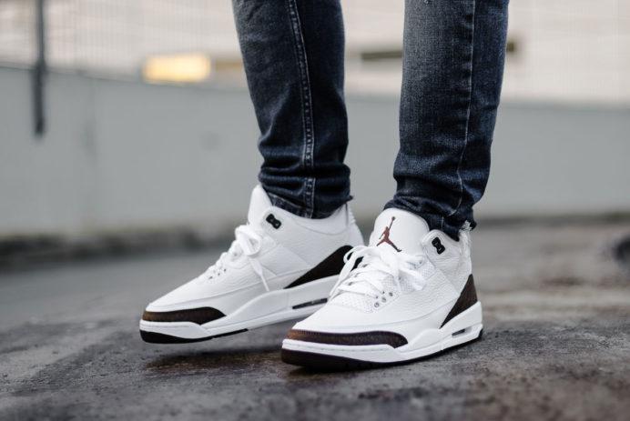 Air Jordan 3 Mocha 2018 On-Feet
