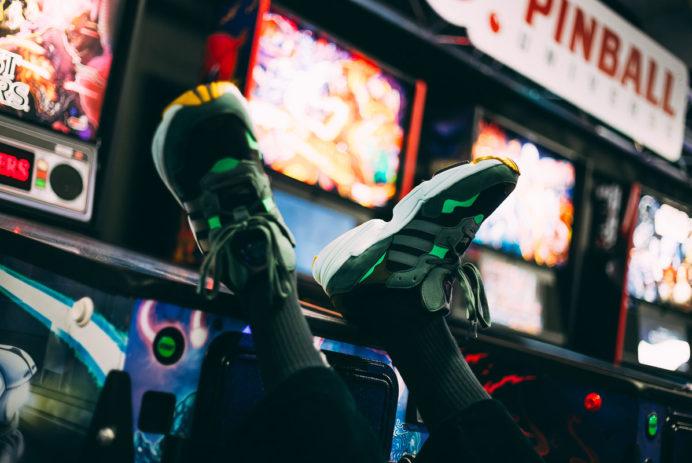 adidas Originals Yung-96 On-Feet und Review zum Sneaker, Arcade