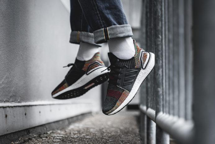 Adidas UltraBOOST 19 on-feet B37706