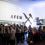 AFEW X New Balance Craftsmanship Day Event Ninasagt Galerie