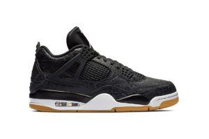 Air Jordan 4 Retro SE Laser Black CI1184-001