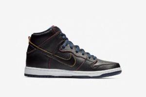 Nike SB Dunk High Pro NBA Cleveland Cavaliers BQ6392-001