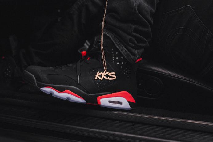 Air Jordan 6 infrared Kool Savas 2019 fotoshooting