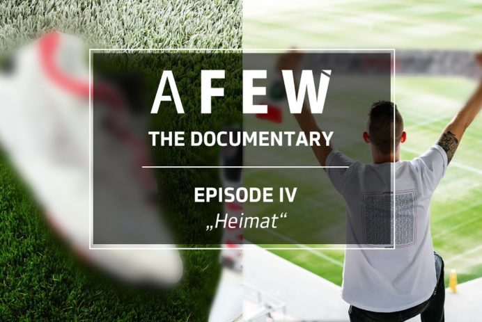 AFEW X Mizuno X Fortuna Heimat Documentary