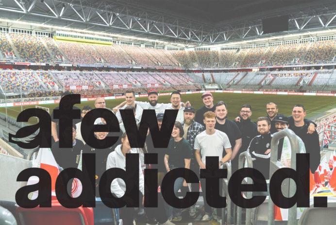 afew addicted stammtisch vol 7 fortuna düsseldorf stadion