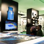Nike Dirk Nowitzki Ehrung AFEW STORE handsigniertes Buck the maverick