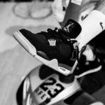 Air Jordan IV Bred 308497-060 Nike Commercial