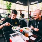 AFEW X Takumi We love Ramen Release Düsseldorf