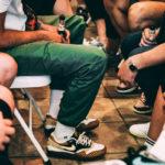 international afew addicted round sneaker table in Düsseldorf
