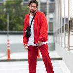 Masha Medusa & Modesynthese Fotoshooting für den Tommy Hifiger Kendrick 7.0 Sneaker in Düsseldorf AFEW STORE