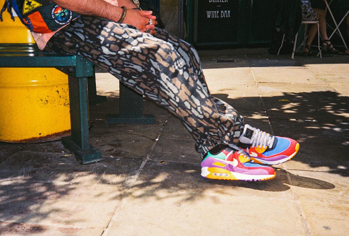 Nike Air Max 90 | A LONDON STORY | AFEW NEWSBLOG