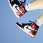 Air Jordan 1 Black Toe Satin CD0461-016 janaxnell