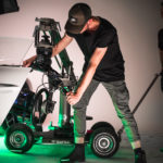 Nike Air Max 90 New Species Fotoshooting mit Reezy am Bugatti Chiron