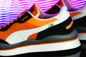 """Puma Style Rider OG """"Vibrant Orange"""" 372871-01"""