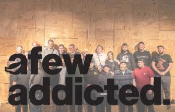 afew addicted stammtisch titel