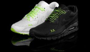 Nike x Original Fake Kaws Air Max 90