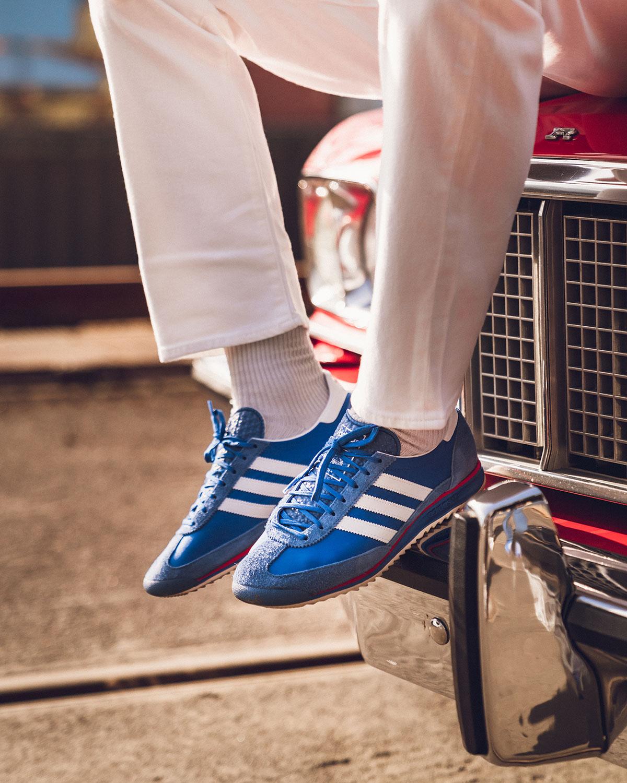 adidas Originals SL 72 | Zurück in die 70er | AFEW NEWSBLOG